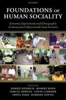 human sociality